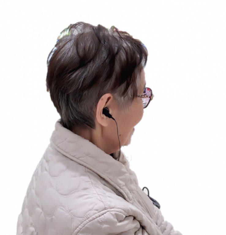 補聴器は耳鼻咽喉科で作製しましょう