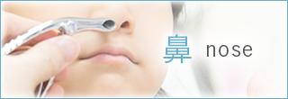 鼻 nose