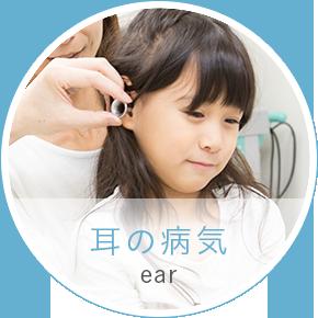 耳の病気 ear